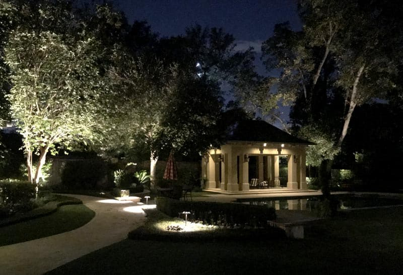 How To Choose Outdoor Lighting Enhanced